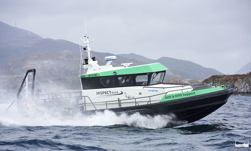 bateau de travail