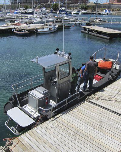 bateau professionnel bateau de service offshore