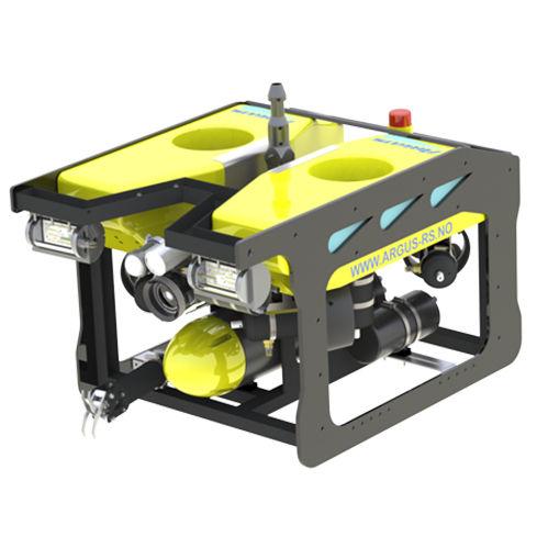 ROV sous-marin d'intervention / d'observation