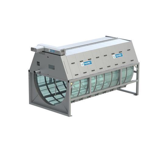 filtre pour l'aquaculture