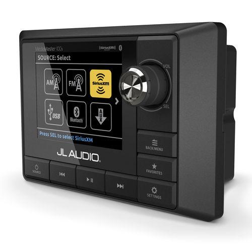 lecteur audio marin FM / AM / USB / étanche