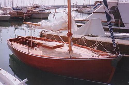voilier de croisière côtière