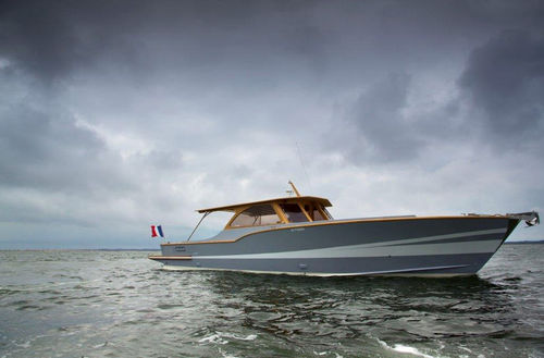 coque open in-bord