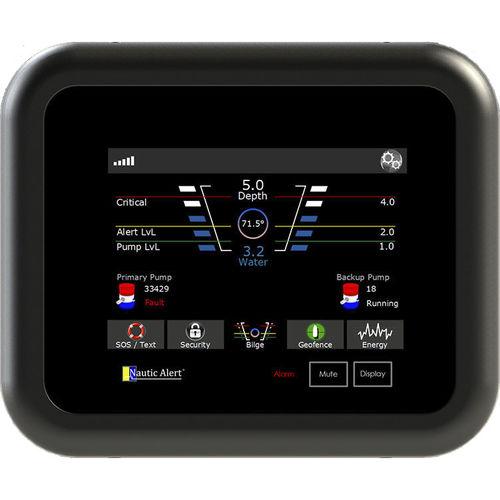 tableau de commande et de contrôle système de Surveillance & Tracking