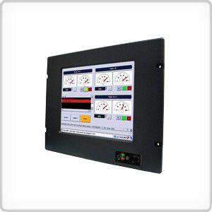 panel PC pour navire / pour bateau / encastrable / résistant aux vibrations
