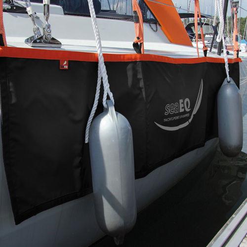 pare-battage de bateau