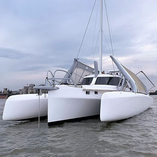 sailing-yacht trimaran - Rapido Trimarans Limited