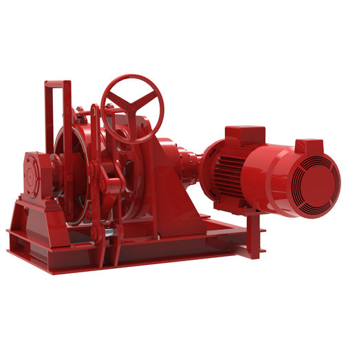 guindeau hydraulique