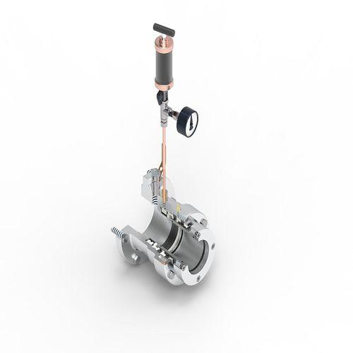 joint mécanique pour arbre d'hélice