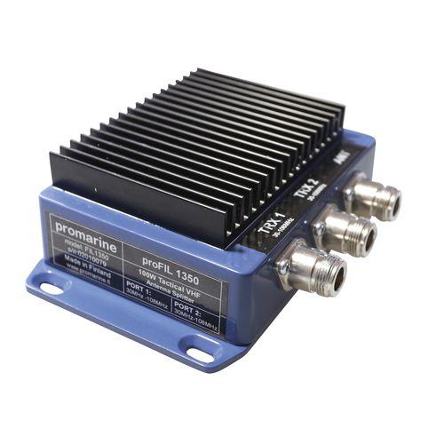 répartiteur pour antenne VHF