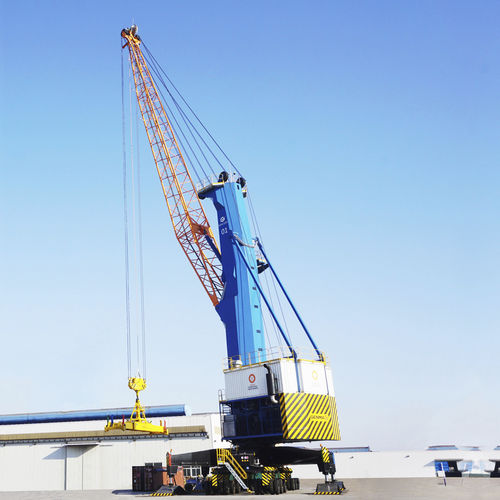 grue portuaire - GENMA SOLUTION