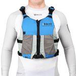 gilet d'aide à la flottabilité pour sports nautiques / pour homme / mousse