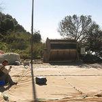 nettoyeur de filet pour l'aquaculture