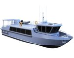 bateau professionnel bateau de support pour la plongée / in-bord
