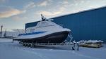 bateau de surveillance / bateau de recherche et sauvetage / bateau à passagers / bateau militaire