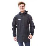 veste de navigation / pour homme / étanche / en néoprène