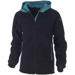 veste de navigation / polaire / à capuche / à manches longues