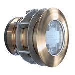 éclairage sous-marin pour bateau / pour yacht / à LED / affleurant