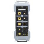 télécommande radio pour portique / pour port / pour terminal / à boutons