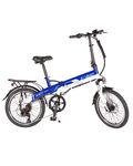 vélo pliant électrique / pour bateau