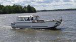 bateau taxi / hors-bord / en aluminium