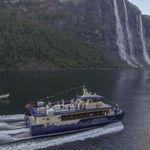 bateau professionnel bateau à passagers / catamaran / in-bord / en aluminium