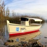 bateau à passagers solaire électrique
