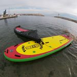 stand-up paddle-board d'eau calme / windsurf / gonflable