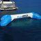 jeu aquatique poutre d'équilibre / gonflable / pour yacht