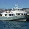 navire à passagers pour excursion touristique