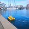 drone marin d'études océanographiques