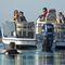 bateau ponton hors-bord