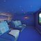 méga-yacht de luxe de croisière