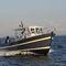 bateau de pêche-promenade in-bord