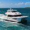 motor-yacht catamaran à moteur