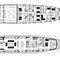 super-yacht de croisière / raised pilothouse / à déplacement / 4 cabines