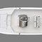 bay boat hors-bord / à console centrale / de pêche sportive / max. 7 personnes