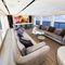 mega-yacht de croisière / avec timonerie / avec piscine