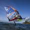 planche à voile de slalom / de freerace / de vitesse