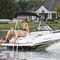 deck-boat in-bord