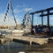 plateforme pour marina / flottante / modulable