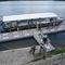 ponton flottant / modulable / débarcadère / de plage et d'estuaire