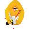 gilet de sauvetage gonflable automatique / 160 N / à usage professionnel