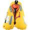 gilet de sauvetage gonflable automatique / 310 N / avec harnais de sécurité / à usage professionnel
