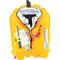 gilet de sauvetage gonflable automatique / 150 N / avec harnais de sécurité / à usage professionnel