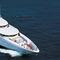 mega-yacht de croisière / à fly / raised pilothouse / en aluminium