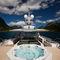super-yacht de luxe pour expédition