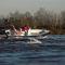 bateau de travail / bateau de sauvetage / bateau de service / bateau de service pour parc éolien