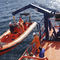 bossoir pour bateau de sauvetage
