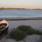 dériveur solitaire / de loisir / cat boat / gréement aurique